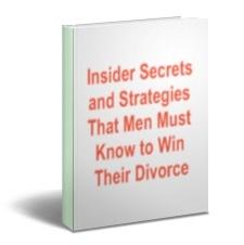 Divorce Men Advice eBook